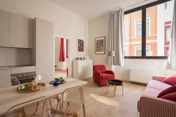 Downsizing to a smaller apartment