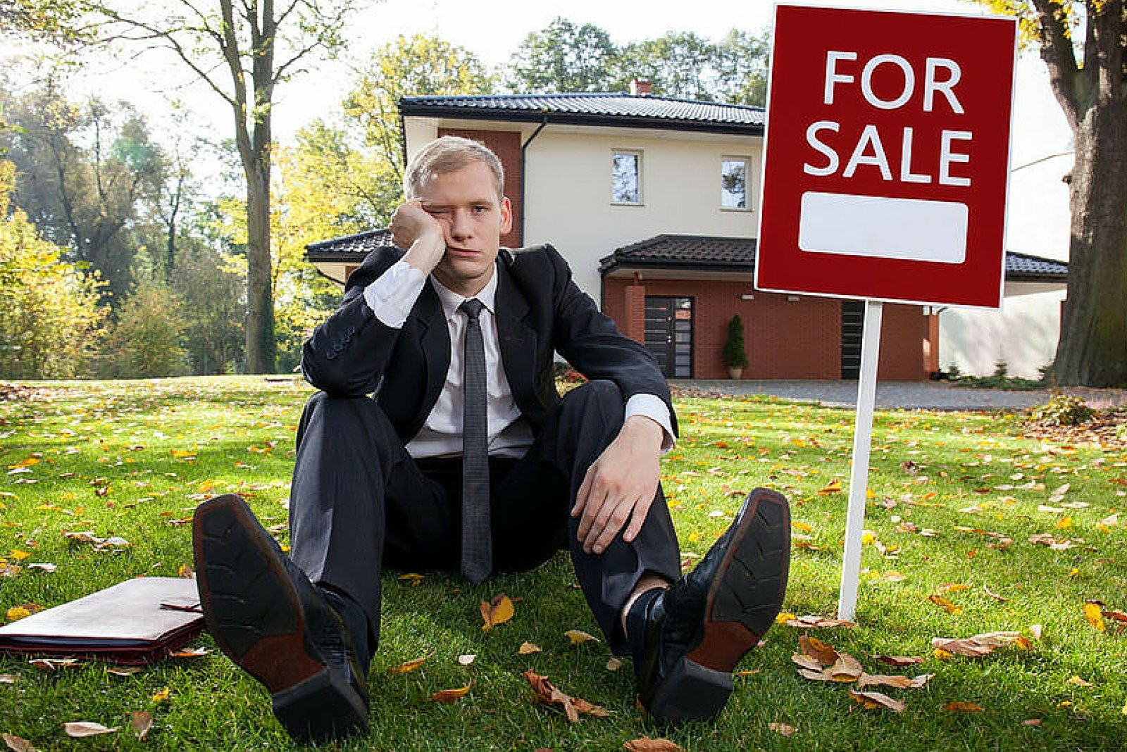 What to do if your house isn't selling