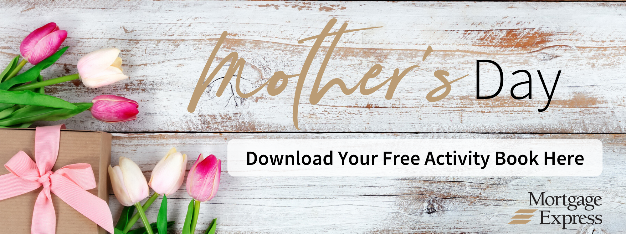 Saying thank you: Mother's Day activity book